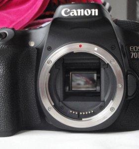 Фотоаппарат Canon 70D тело