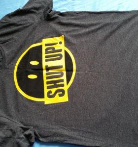футболка L,новая