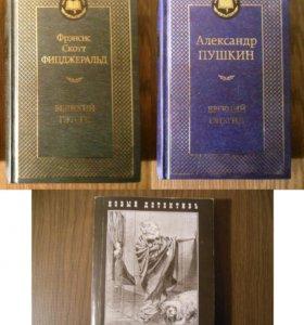 Книги: Пушкин, Акунин