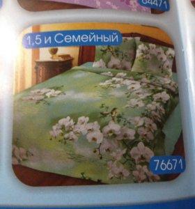 Постельное белье из Шуйской бязи