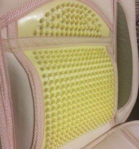 Ортопедическая накладка на кресло водителя