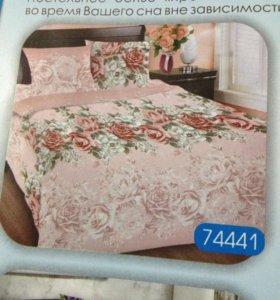 Комплекты постельного белья, не требующие утюжки