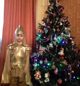 """Новогодний костюм """"Рыцарь""""-прокат"""