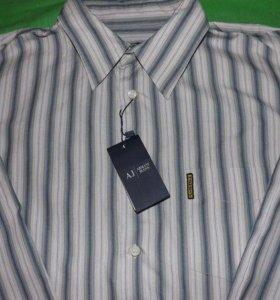 Armani-новая мужская рубашка