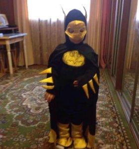 Новогодний костюм Бэтмен- прокат
