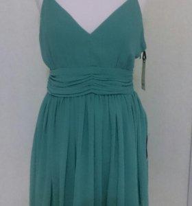 Коктейльное платье,новое