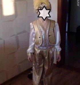 Новогодний костюм Султан- прокат