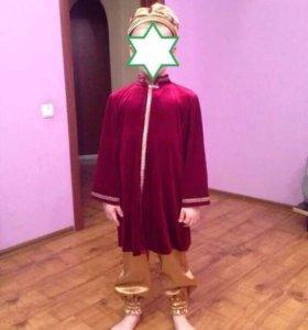 Новогодний костюм султан - прокат