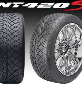 Резина Шины Nitto NT420S 225/65 R17 106V Япония