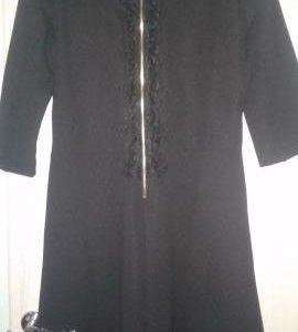 Платье новое с кружевом
