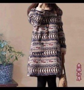 Платье- туника 48