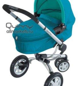 Детская коляска Quinny buzz люлька прокат