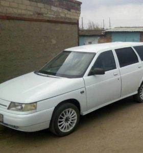 Продам ВАЗ 2111, 2002 год