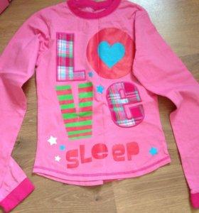 Новая пижамная кофта