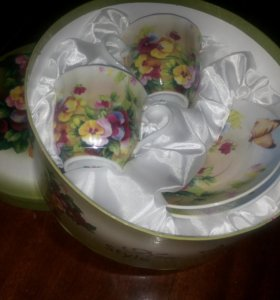 Подарочный чайный набор новый