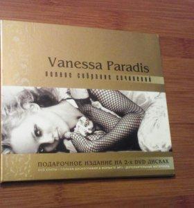 Ванесса Паради. 2 DVD