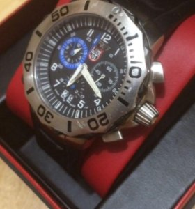 Luminox Evo Chronograph 9125 F-16