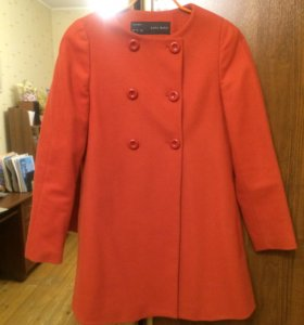 Пальто Zara Basic