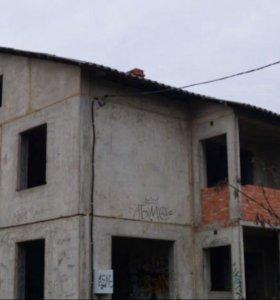 Двухэтажный двухквартирный дом 83 кв.м.,12,5 соток