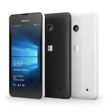 Microsoft Lumia 550, Black