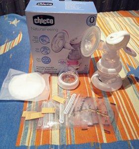 Молокоотсос Chicco (+подарок)