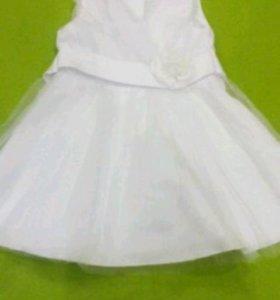 Праздничное платье Глория джинс 86 р