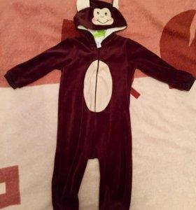 Комбинезон -обезьянка