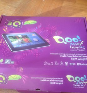 Планшет 3Q tablet PC