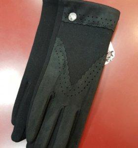 Перчатки (новые, с биркой)