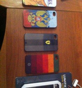 Чехлы на iPhone 4/4s .