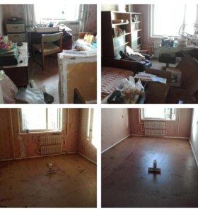 Уборка квартир котеджей