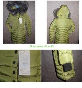 42 и 46 новые зимние куртки