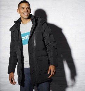 Reebok куртка мужская