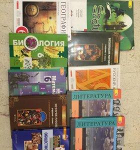 Все учебники за 6 класс