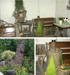Садовая мебель и не только...