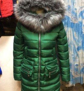 Куртка жен зимняя