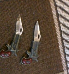 Пистолеты ножи маленькие макетные