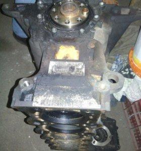 Блок двигателя бмвх5