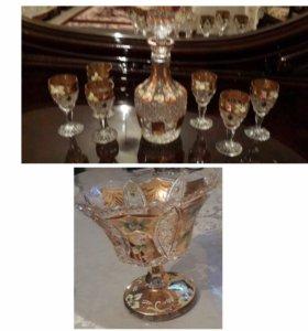 Чехское стекло