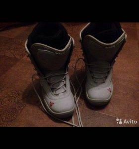 Ботинки для сноуборда (40-41)