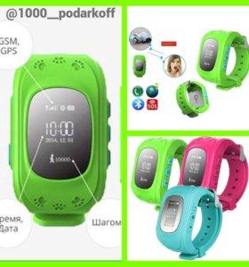 GPS часы q50