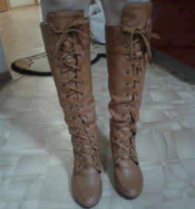Ботинки -сапожки