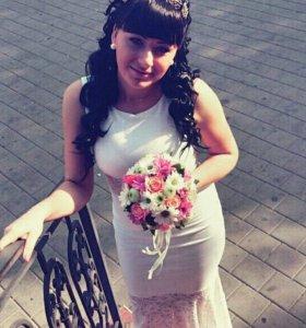 Продам свадебное платье,срочно