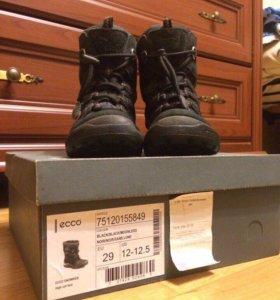 Зимняя обувь Ecco