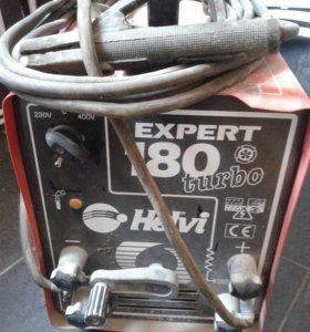 Сварочный аппарат (трансформатор) Helvi EXPERT 180