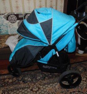 Прогулочная коляска Baby Care Jogger Cruze