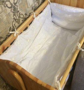 Кроватка-колыбель!