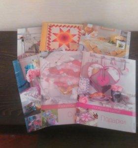 Набор из 6-ти книг по лоскутному шитью