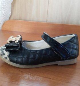 Продам детские туфельки 28размер