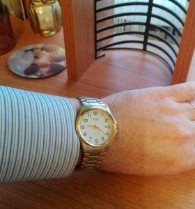 Кварцевые часы мужские